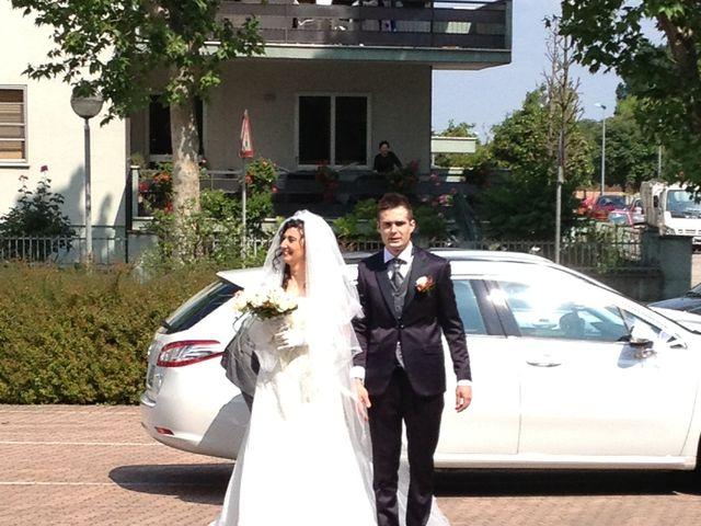 Il matrimonio di Andrea e Irene a Santarcangelo di Romagna, Rimini 5