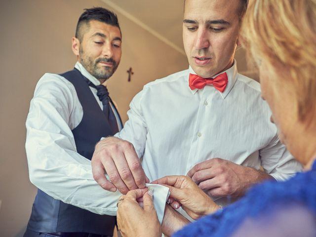Il matrimonio di Alessandro e Barbara a Cazzago San Martino, Brescia 24