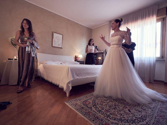 Il matrimonio di Alessandro e Barbara a Cazzago San Martino, Brescia 34