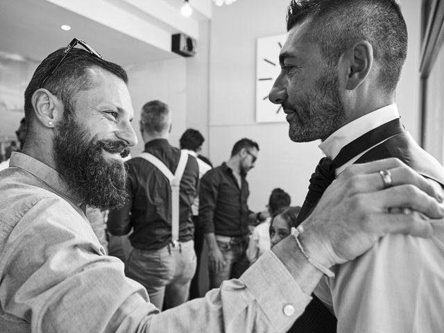 Il matrimonio di Alessandro e Barbara a Cazzago San Martino, Brescia 36