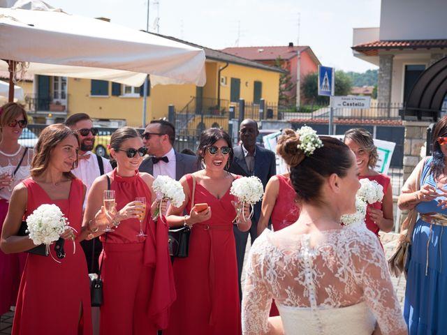 Il matrimonio di Alessandro e Barbara a Cazzago San Martino, Brescia 37