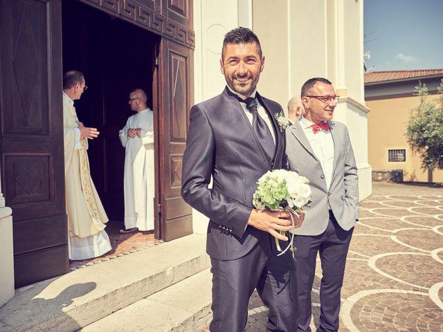 Il matrimonio di Alessandro e Barbara a Cazzago San Martino, Brescia 40