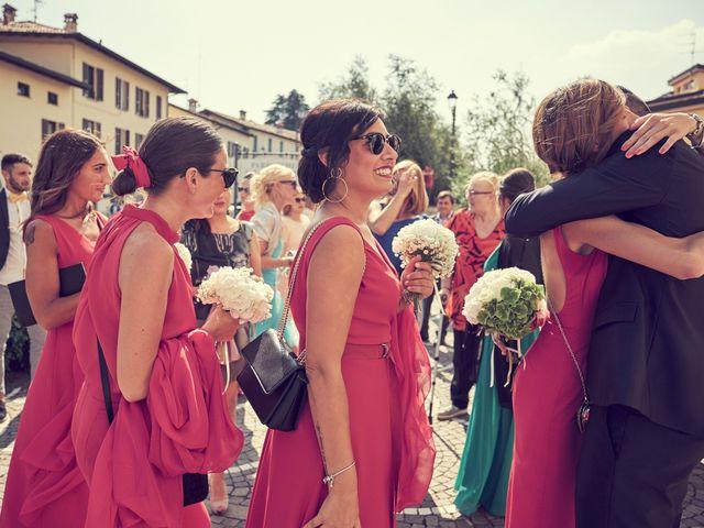 Il matrimonio di Alessandro e Barbara a Cazzago San Martino, Brescia 1