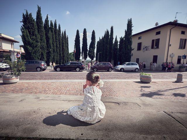 Il matrimonio di Alessandro e Barbara a Cazzago San Martino, Brescia 2