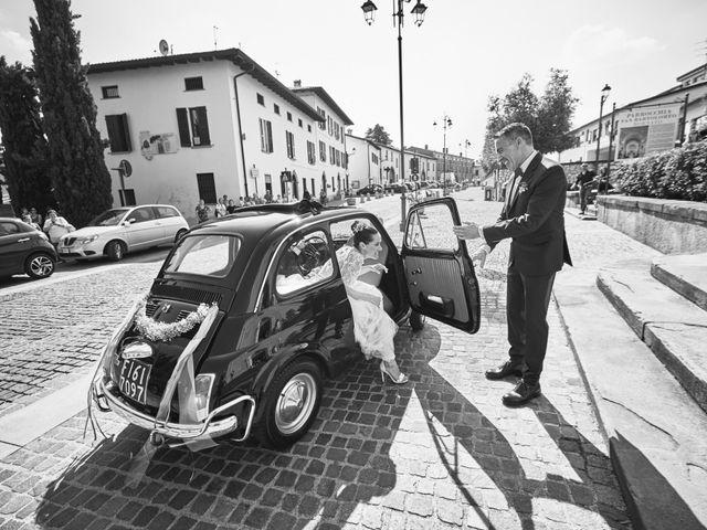 Il matrimonio di Alessandro e Barbara a Cazzago San Martino, Brescia 41