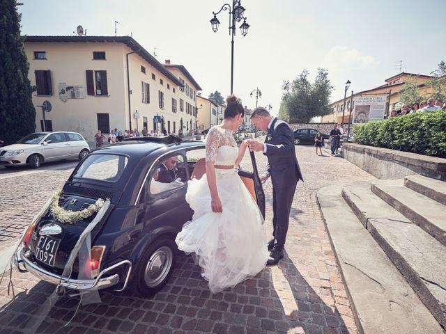 Il matrimonio di Alessandro e Barbara a Cazzago San Martino, Brescia 42