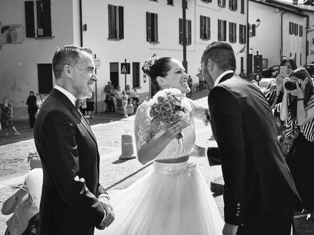 Il matrimonio di Alessandro e Barbara a Cazzago San Martino, Brescia 43