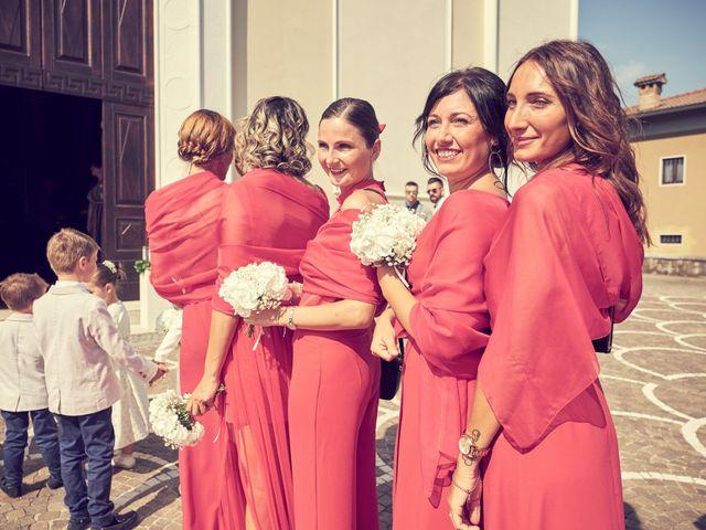 Il matrimonio di Alessandro e Barbara a Cazzago San Martino, Brescia 45