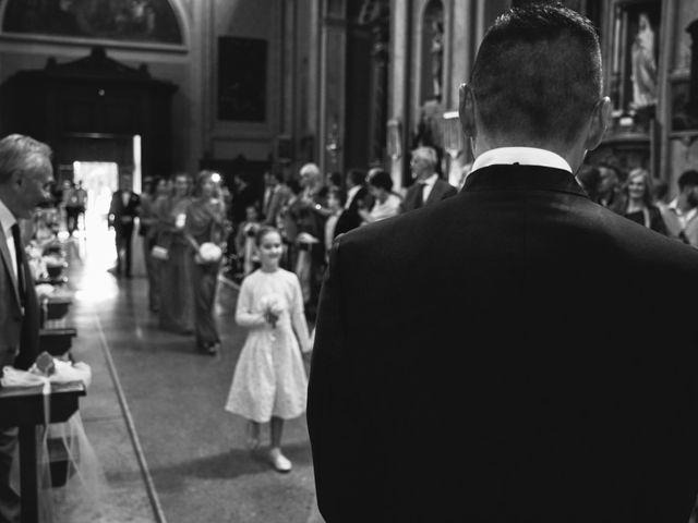 Il matrimonio di Alessandro e Barbara a Cazzago San Martino, Brescia 46