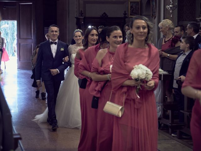 Il matrimonio di Alessandro e Barbara a Cazzago San Martino, Brescia 47