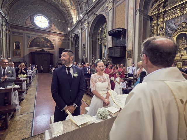 Il matrimonio di Alessandro e Barbara a Cazzago San Martino, Brescia 50