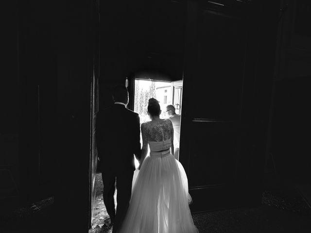 Il matrimonio di Alessandro e Barbara a Cazzago San Martino, Brescia 52