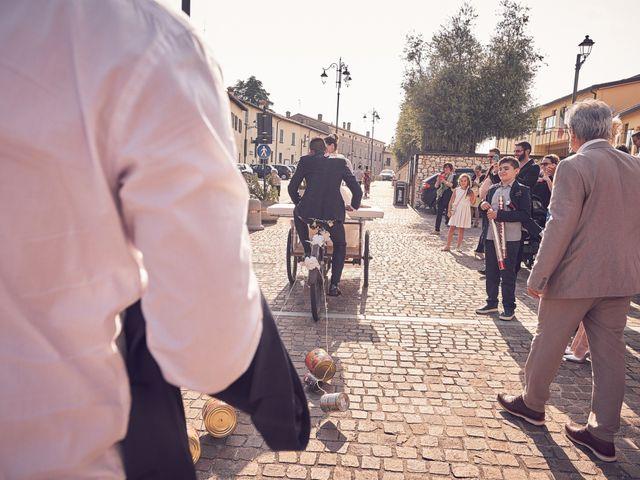 Il matrimonio di Alessandro e Barbara a Cazzago San Martino, Brescia 58