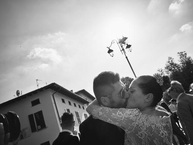 Il matrimonio di Alessandro e Barbara a Cazzago San Martino, Brescia 60