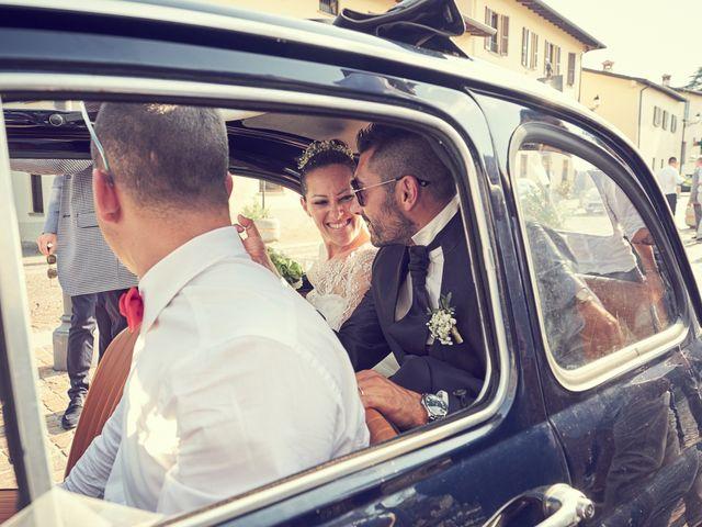 Il matrimonio di Alessandro e Barbara a Cazzago San Martino, Brescia 61