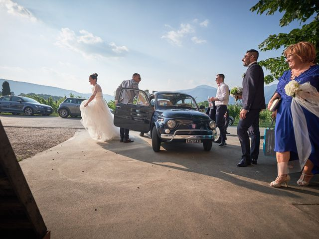 Il matrimonio di Alessandro e Barbara a Cazzago San Martino, Brescia 62