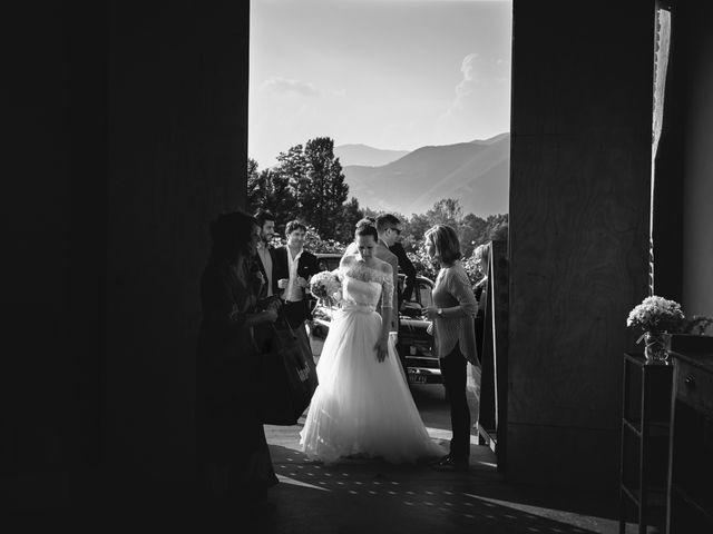 Il matrimonio di Alessandro e Barbara a Cazzago San Martino, Brescia 63