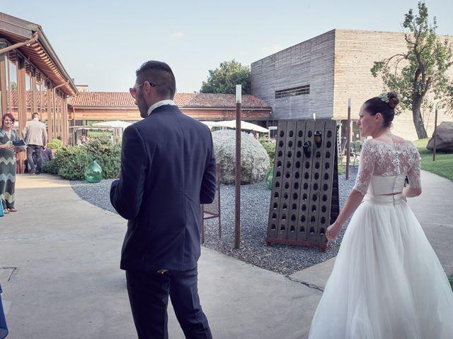 Il matrimonio di Alessandro e Barbara a Cazzago San Martino, Brescia 64