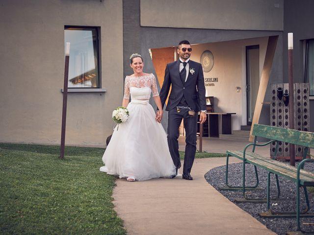 Il matrimonio di Alessandro e Barbara a Cazzago San Martino, Brescia 65