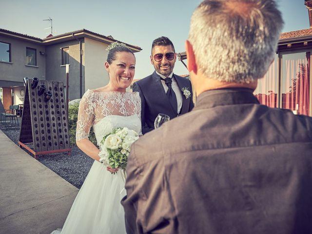 Il matrimonio di Alessandro e Barbara a Cazzago San Martino, Brescia 66