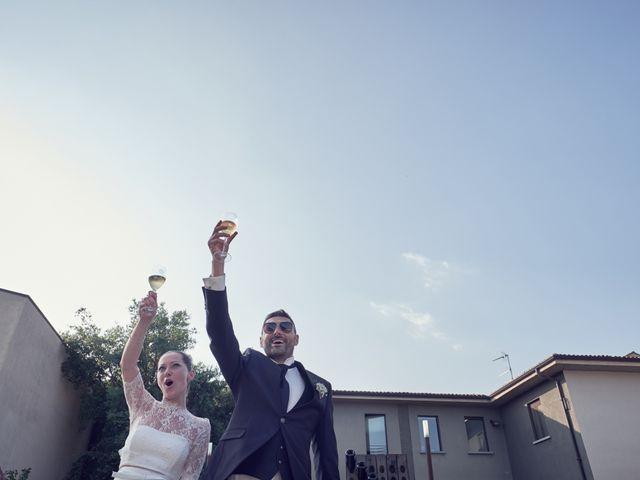 Il matrimonio di Alessandro e Barbara a Cazzago San Martino, Brescia 69