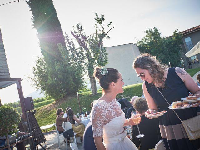 Il matrimonio di Alessandro e Barbara a Cazzago San Martino, Brescia 72