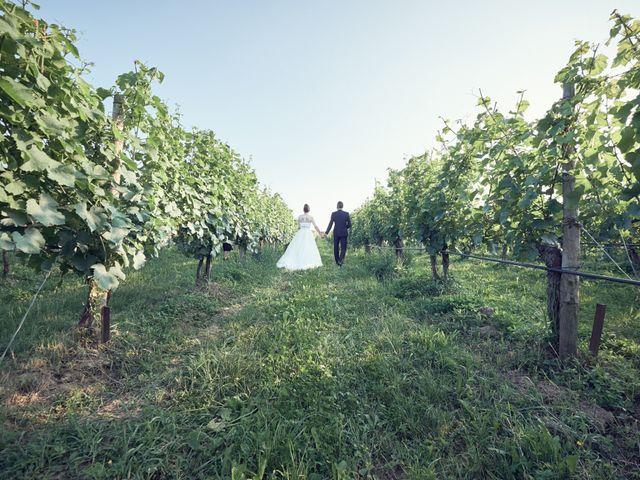 Il matrimonio di Alessandro e Barbara a Cazzago San Martino, Brescia 82