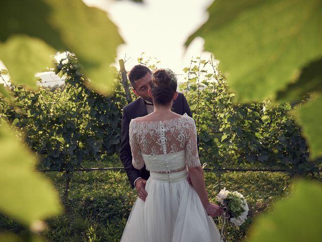Il matrimonio di Alessandro e Barbara a Cazzago San Martino, Brescia 83