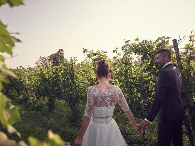 Il matrimonio di Alessandro e Barbara a Cazzago San Martino, Brescia 85