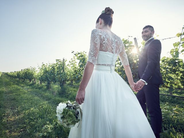 Il matrimonio di Alessandro e Barbara a Cazzago San Martino, Brescia 86