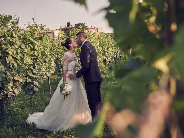 Il matrimonio di Alessandro e Barbara a Cazzago San Martino, Brescia 87