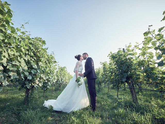 Il matrimonio di Alessandro e Barbara a Cazzago San Martino, Brescia 88