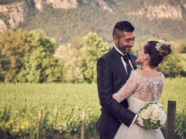 Il matrimonio di Alessandro e Barbara a Cazzago San Martino, Brescia 90