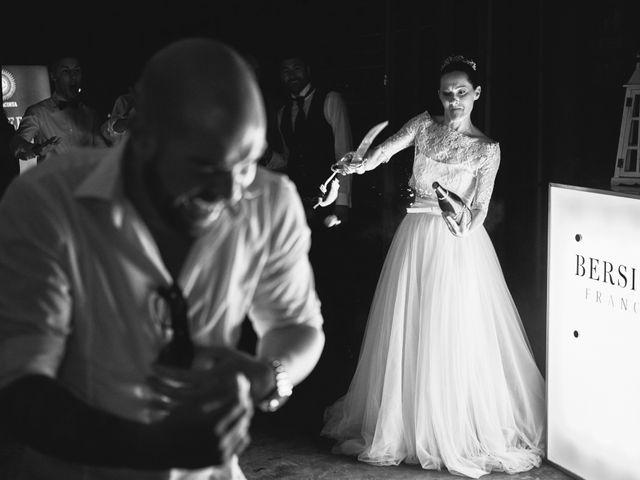 Il matrimonio di Alessandro e Barbara a Cazzago San Martino, Brescia 93