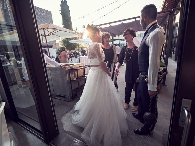 Il matrimonio di Alessandro e Barbara a Cazzago San Martino, Brescia 98