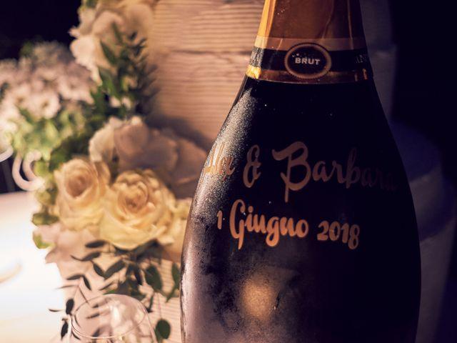 Il matrimonio di Alessandro e Barbara a Cazzago San Martino, Brescia 100