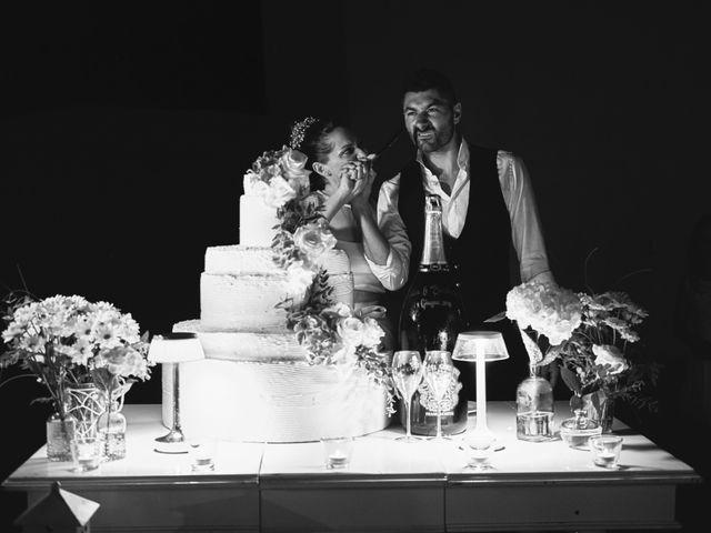 Il matrimonio di Alessandro e Barbara a Cazzago San Martino, Brescia 102