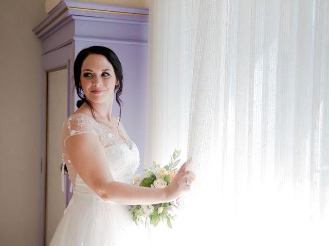 Il matrimonio di Davide e Isabella a Malnate, Varese 4