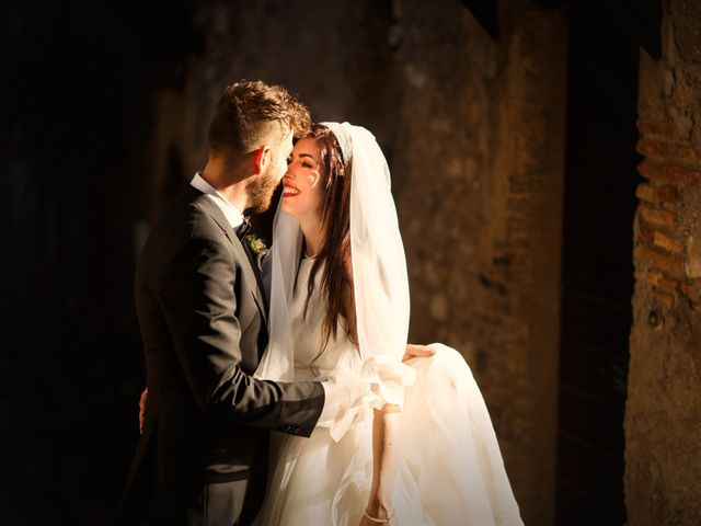 Le nozze di Valeria e Alessio