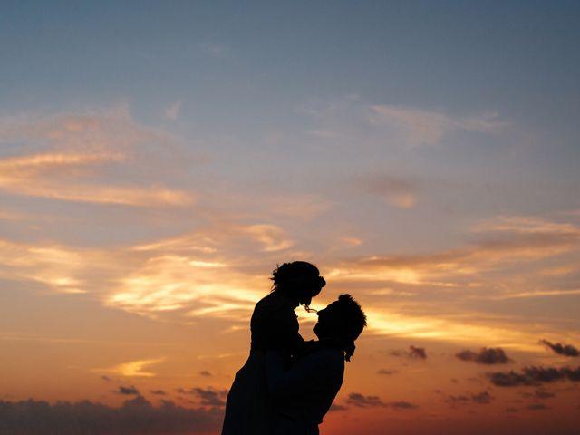le nozze di Tiziana e Eduardo