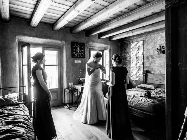 Il matrimonio di Daniel e Lisa a Merate, Lecco 8