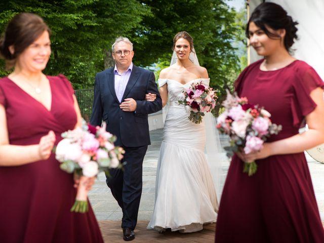 Il matrimonio di Daniel e Lisa a Merate, Lecco 15