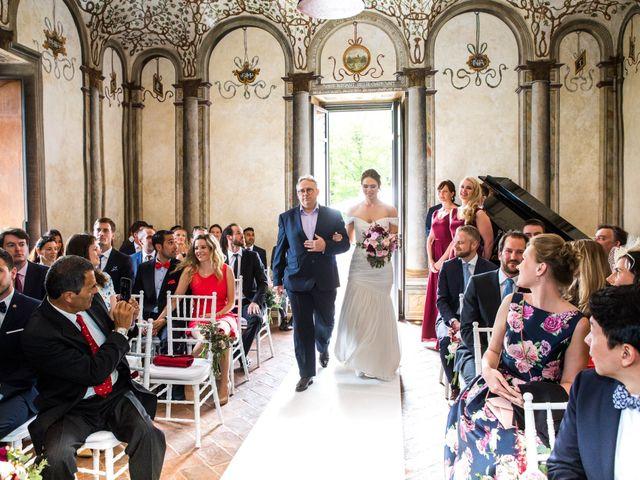 Il matrimonio di Daniel e Lisa a Merate, Lecco 16