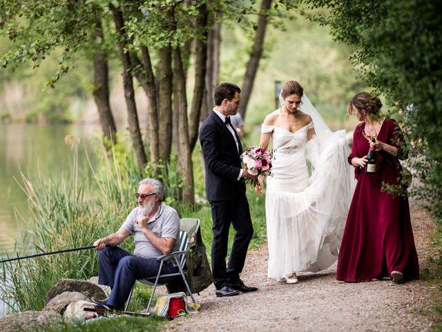 Il matrimonio di Daniel e Lisa a Merate, Lecco 39
