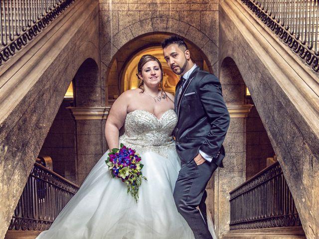 Le nozze di Agata e Andrea