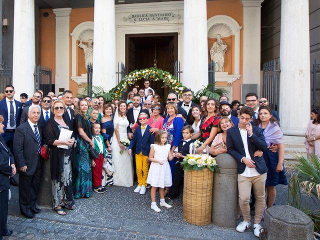 Il matrimonio di Giuseppe e Irene a Napoli, Napoli 26