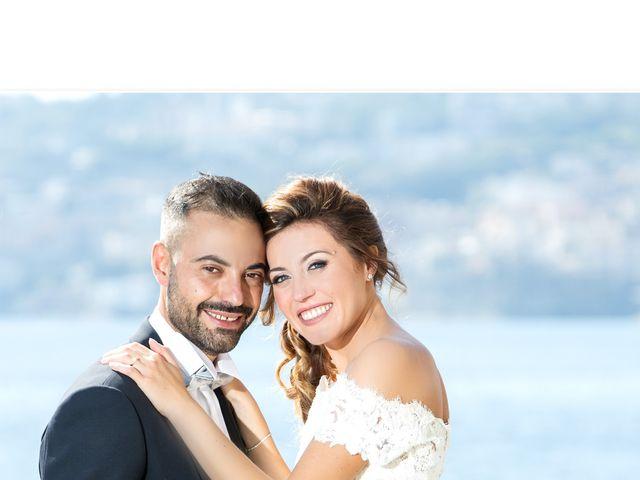Il matrimonio di Giuseppe e Irene a Napoli, Napoli 1