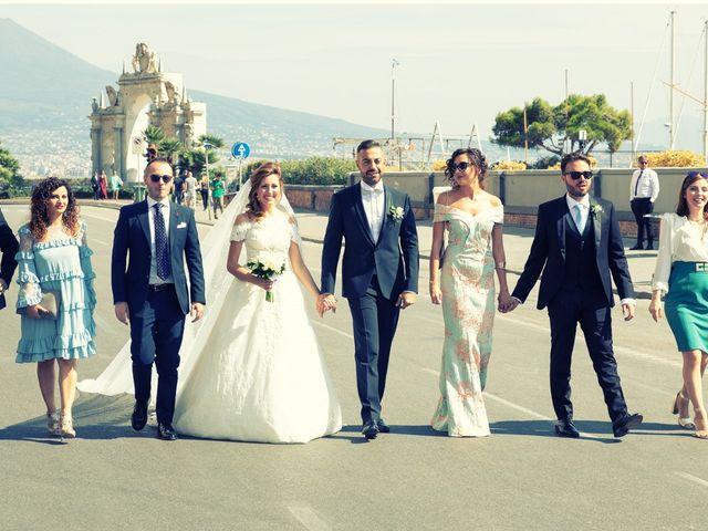 Il matrimonio di Giuseppe e Irene a Napoli, Napoli 30