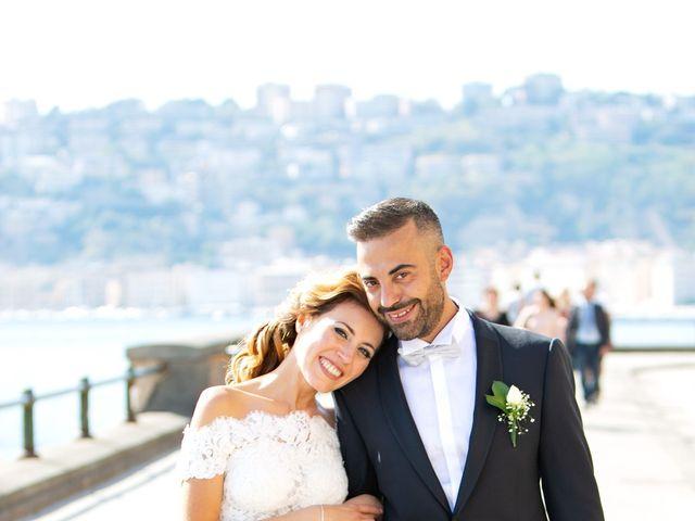 Il matrimonio di Giuseppe e Irene a Napoli, Napoli 34
