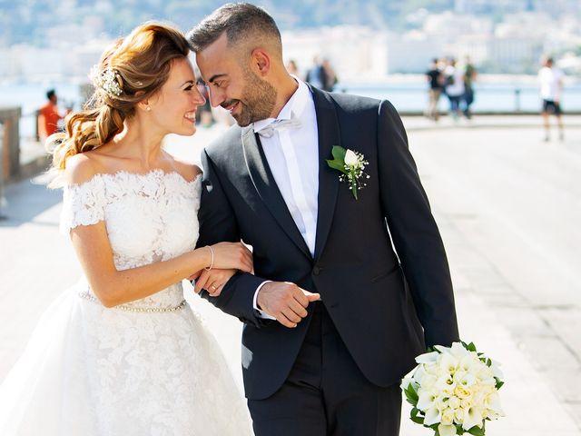 Il matrimonio di Giuseppe e Irene a Napoli, Napoli 35
